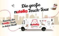 Nutella Truck Tour