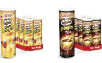 Pringles Hot & Spicy Chips/Classic Paprika