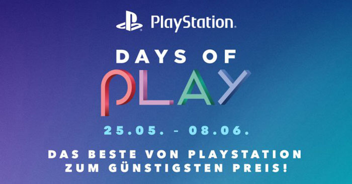 Playstation Days of Play Sale 2020