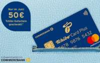 Tchibo Card Plus Kreditkarte
