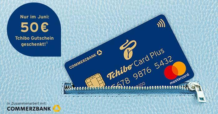 Tchibo Card Plus Kreditkarte