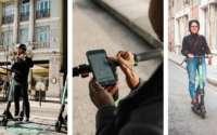 TIER e-Scooter Sharing Anbieter