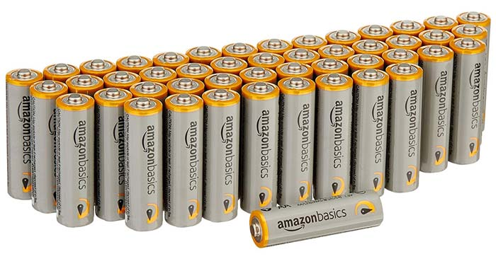 AmazonBasics Performance Batterien