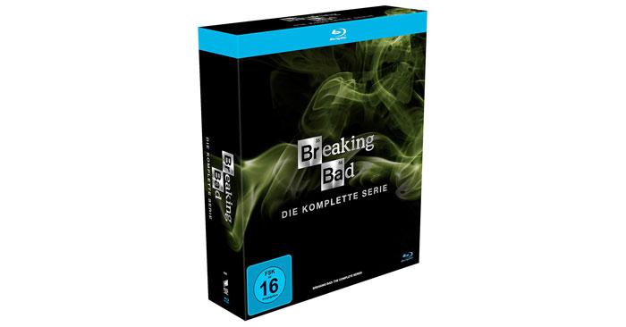 Breaking Bad - Komplette Serie