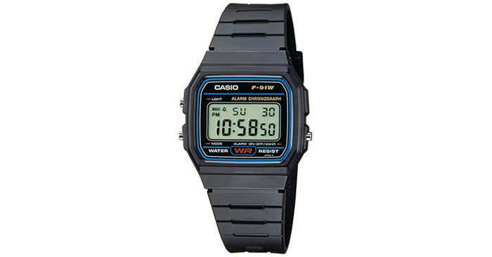 Casio Collection Unisex Armbanduhr