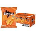 7x Packungen Doritos Nacho Cheese Tortillas (á 125g) für 10,17€