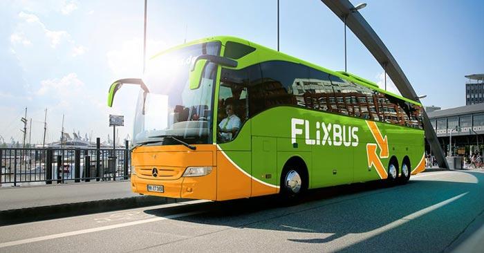 FlixBus Europa Gutschein für frei wählbare Fahrt (auch ...