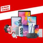 Media Markt Samsung Aktion: 19% Mehrwertsteuer geschenkt (Smartphone, Smartwatch, etc.)