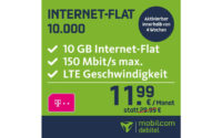 mobilcom-debitel Internet-Flat 10.000