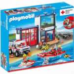 Playmobil Deutsches Rotes Kreuz (DRK) Mega-Set