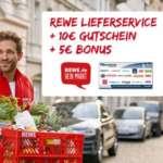 REWE Lieferservice Gutschein Bonus-Deal