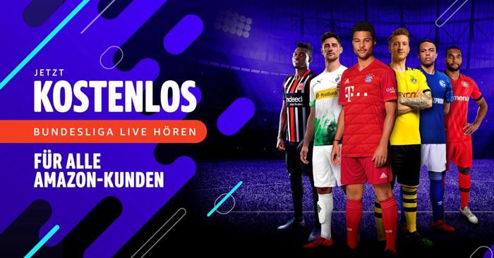 Amazon Fußball Radio