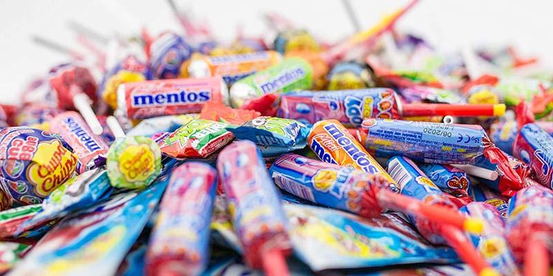 Chupa Chups Süßigkeiten Party-Mix