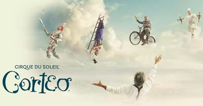 Cirque du Soleil Gutschein