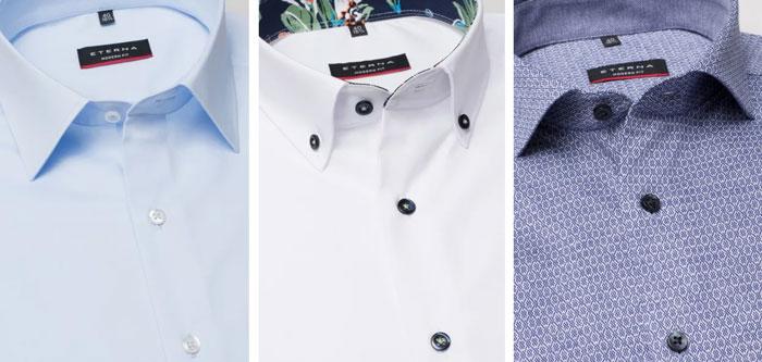 Eterna Hemden Bundle