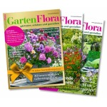 3 Ausgaben Zeitschrift GartenFlora kostenlos & ohne Kündigung