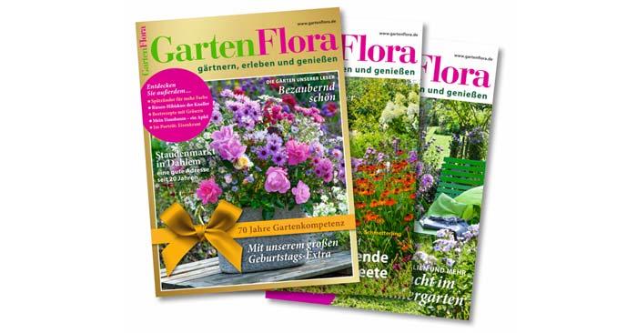 Zeitschrift GartenFlora