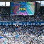 Hertha BSC Tickets für 10€ (außer Bayern, BVB, Union & Bayer 04) bei TEDi