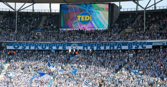 Hertha BSC Tickets