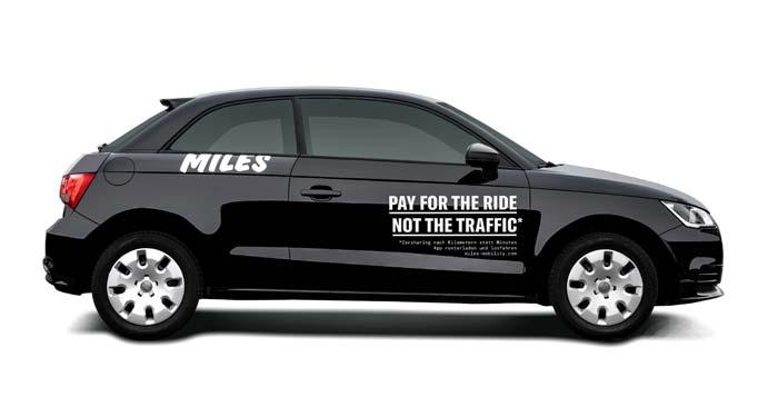 Miles Mobility Gutschein
