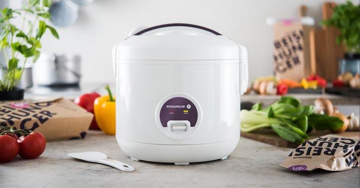 Reishunger Reiskocher