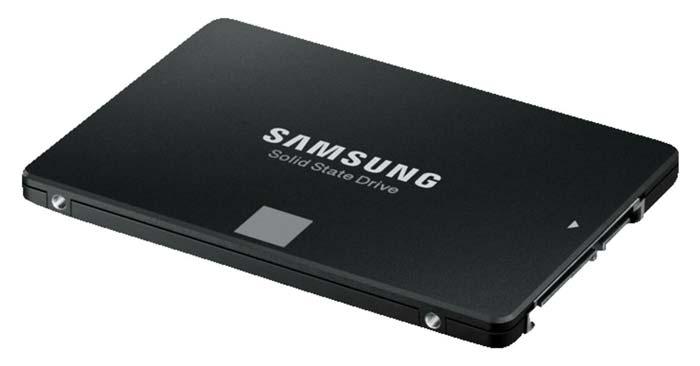 Samsung EVO 860 SSD Festplatte