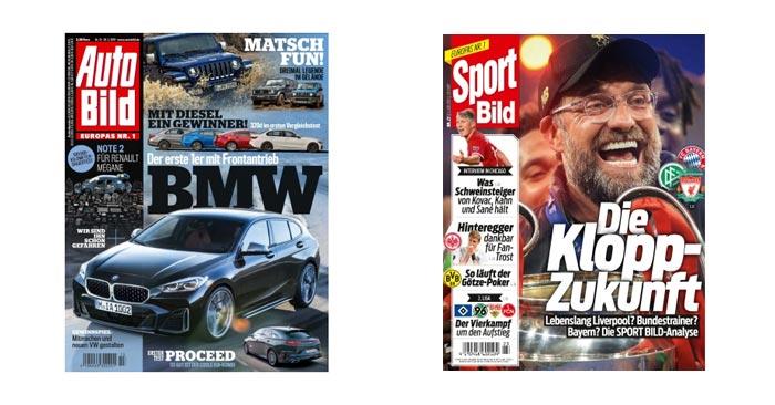 Gratis Zeitschriften Abos