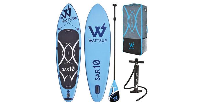 Wattsup Stand-Up-Paddling Board