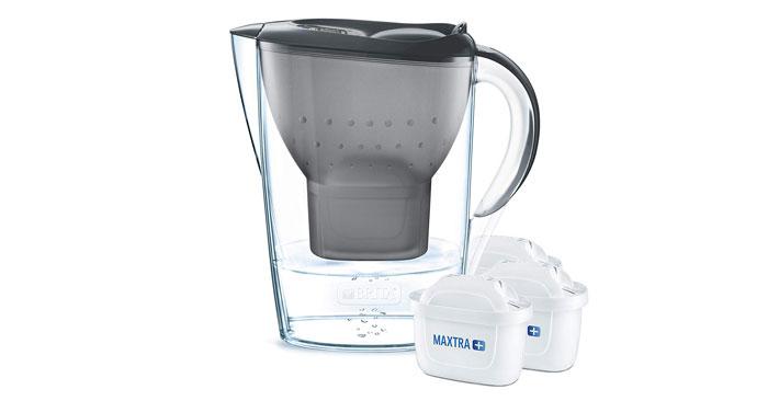 BRITA Wasserfilter Starterpaket Marella