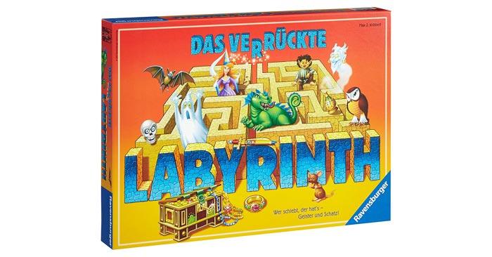 Das verrückte Labyrinth