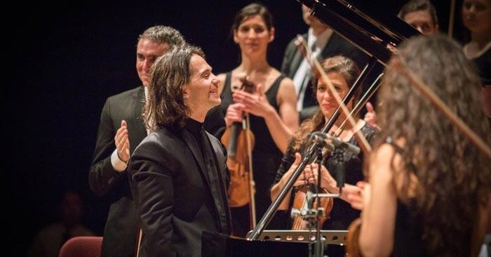 Tickets für Horacio Lavandera