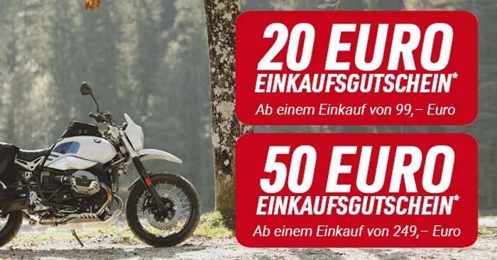 LOUIS Motorrad Shop Gutschein