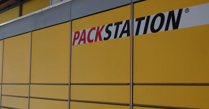 Gratis Amazon Versand Packstation