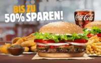 Burger King Weihnachtscountdown