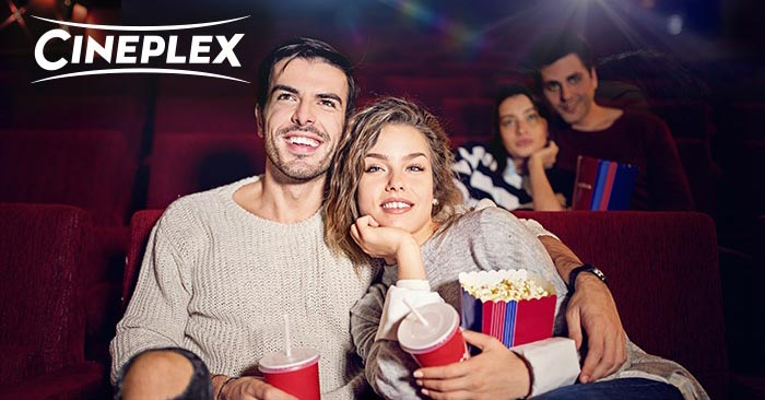 Cineplex Kinotickets