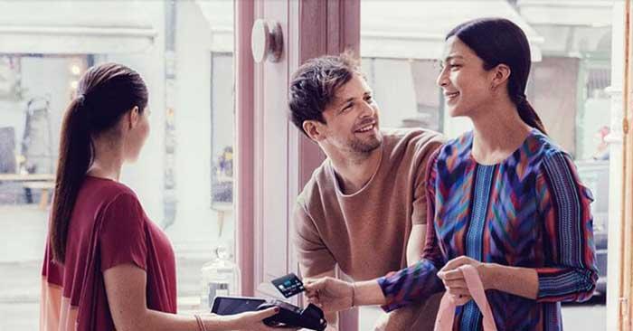 DKB Girokarte könnt ihr kontaktlos bezahlen