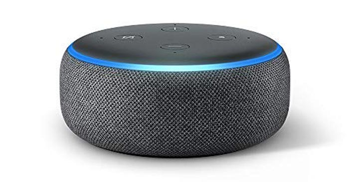 Amazon Echo Dot + Music Unlimited Deal