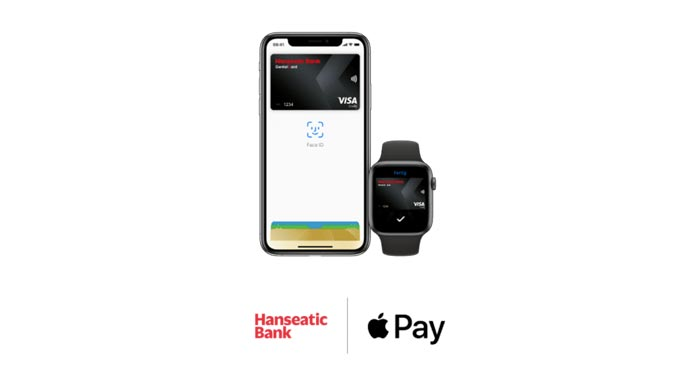GenialCard unterstützt Apple Pay