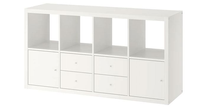 IKEA Kallax Regale