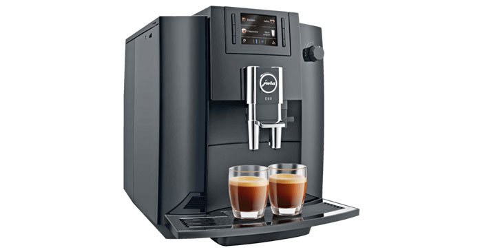 Jura E60 Kaffeevollautomat