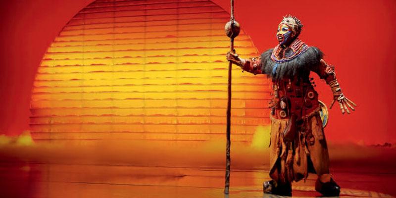 Disneys König der Löwen Musical