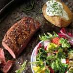 Maredo Steakhouse Gutschein: Steak-Menü + All-you-can-eat Salat Buffet für 49,99€ (2 Personen)