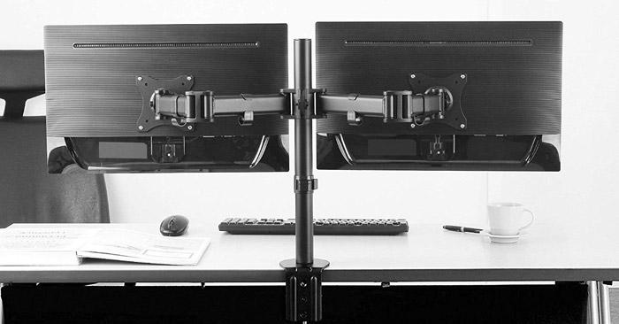 RICOO Monitor Tischhalterung