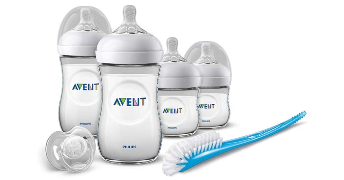 Philips Avent Natural Flaschen-Set