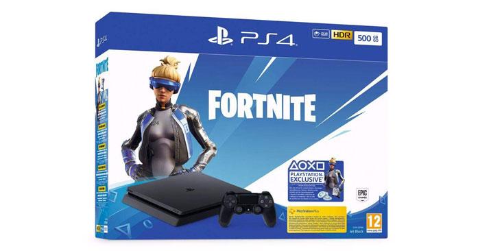 Playstation 4 Fortnite Bundle