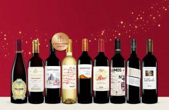 Wein & Vinos Weihnachts-Scheckheft