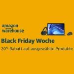 Amazon Warehouse Deals Black Friday