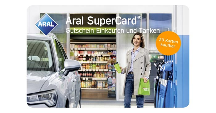 Aral Supercard Groupon