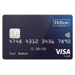 Hilton Honors Kreditkarte für 48€/Jahr + kostenloser Hilton Gold Status (z.B. Gratis-Frühstück & Zimmer-Upgrade) + 5.000 Bonus Punkte
