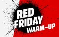 Media Markt Red Friday Warm Up